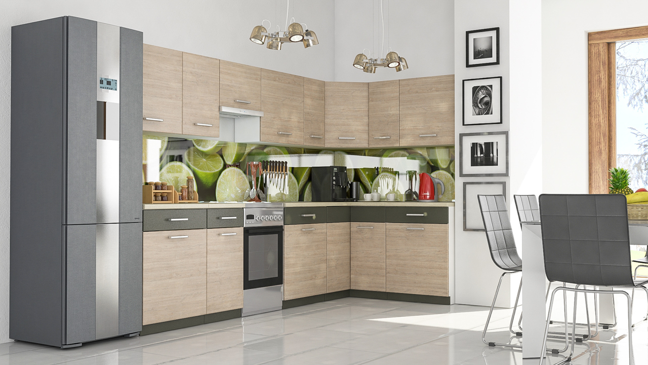 Kitchen Furniture MORENO PICARD set 9