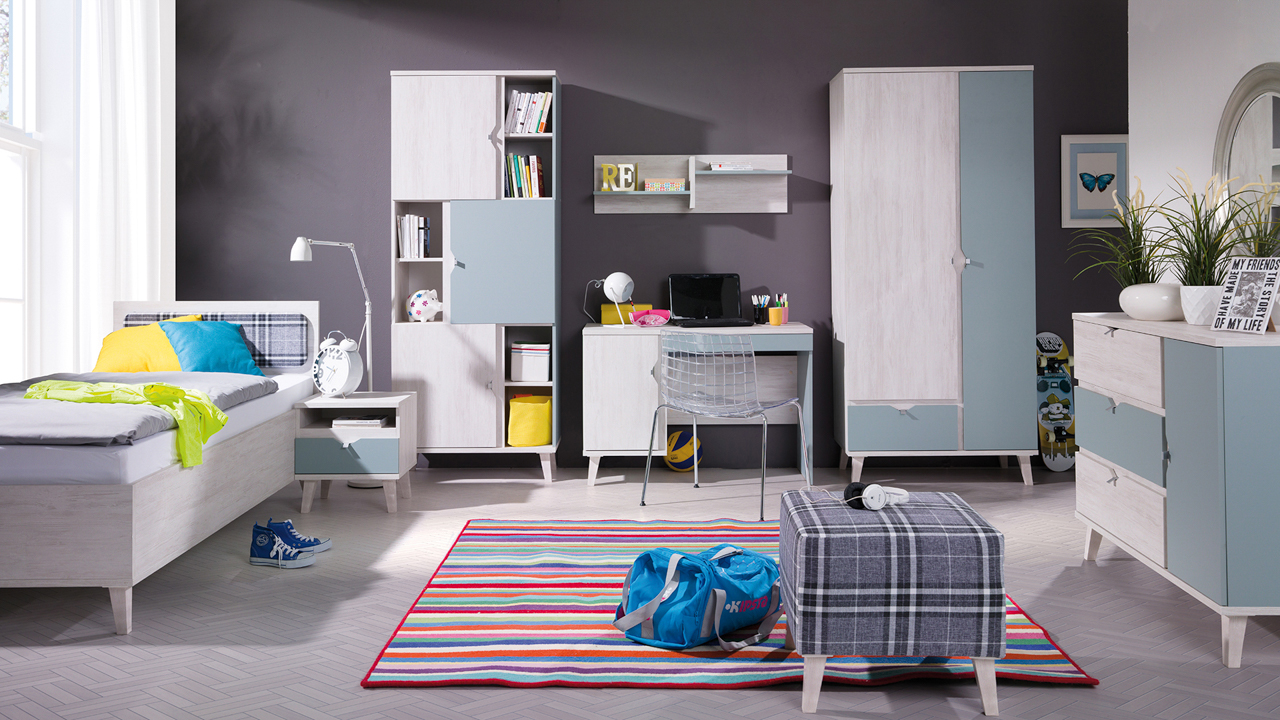 Youth / Kids Modular Furniture MEMONE - set 1